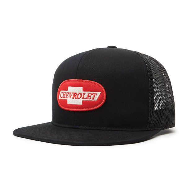 MICHIGAN MEDIUM PROFILE SNAPBACK - BEL AIR BLACK