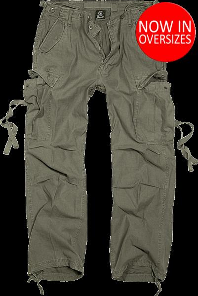 M-65 Vintage Trousers oliv