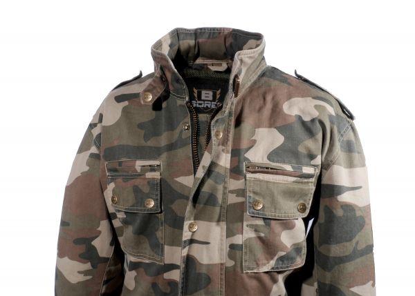 B-69 Military-Jacke camo