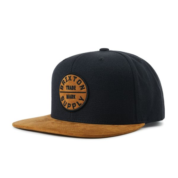 OATH III SNAPBACK COPPER/BLACK