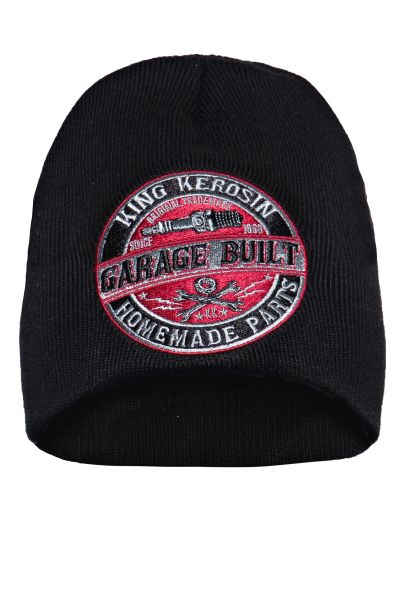 Mütze Garage Built black