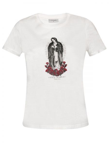Maria Sacrée Shirt white