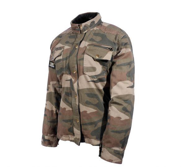 Military-Jacke camo