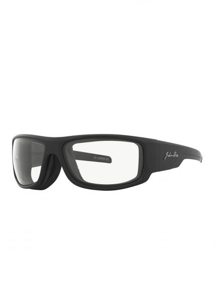 Brille Speedking Photochromatic light to grey black