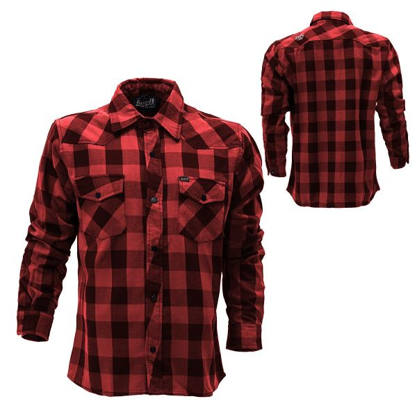 SHOCKER FLANNEL WORKSHIRT