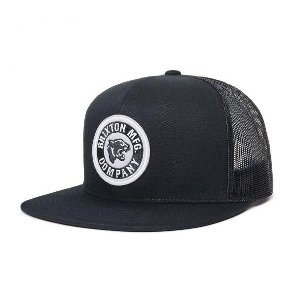 Forte MP Mesh Cap black/aluminium