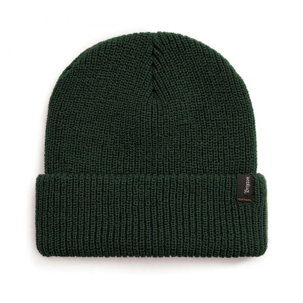 Heist Beanie hunter green