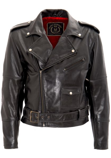 CLASSIC LEDERJACKE THE WILD ONE