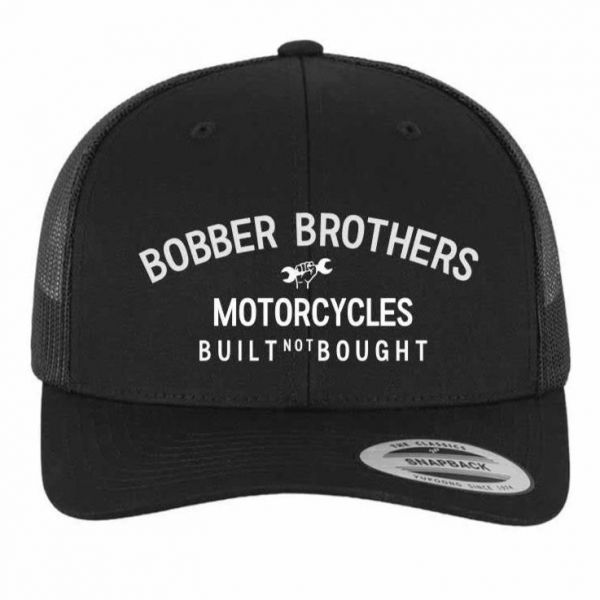 Built not bought Trucker Cap