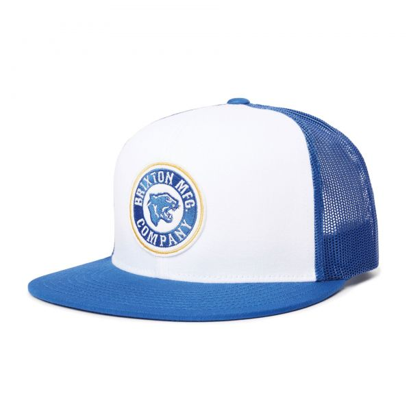 Forte MP Mesh Cap white/royal