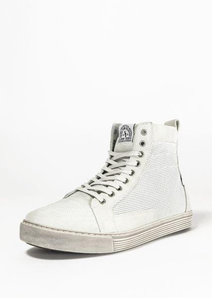 Neo Biker-Sneaker white/white