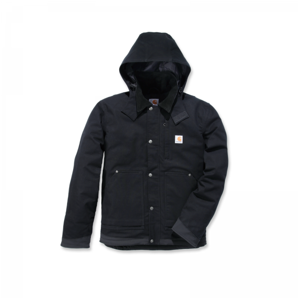 FULL SWING STEEL JACKET BLACK