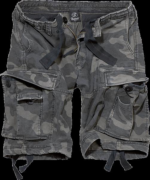 Vintage Classic Shorts darkcamo