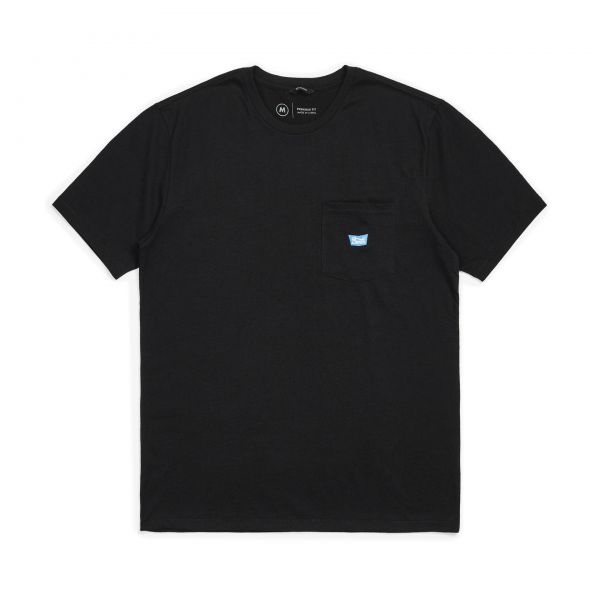 Stith IV S/S Pocket Tee black