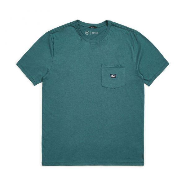 Stith IV S/S Pocket Tee emerald