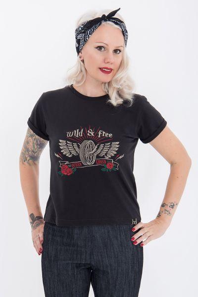 Shirt Wild And Free