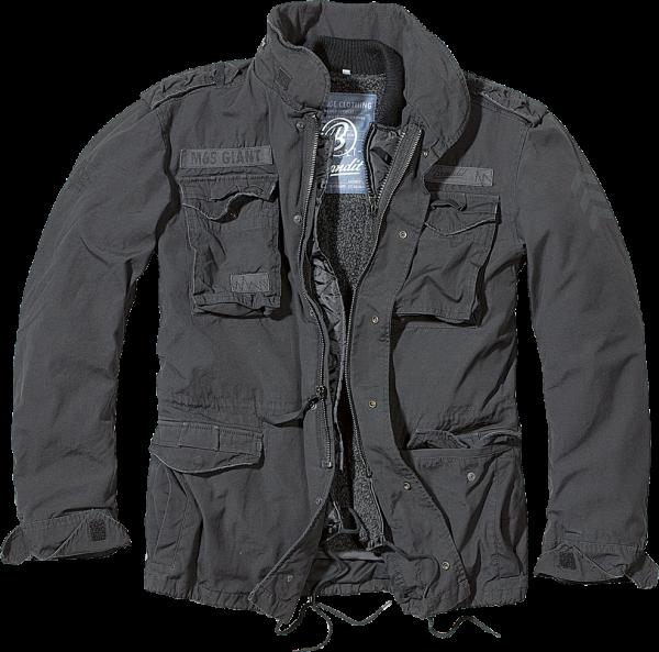 M65 Giant Jacke black