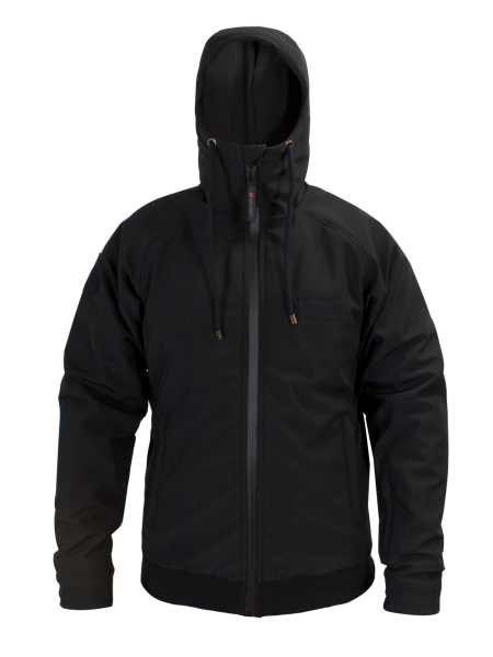 Mens Softshell Jacket Hoodie with XTM