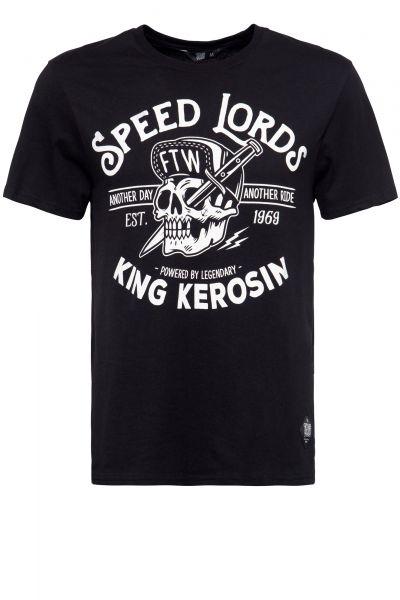 Herren T-Shirt Speed Lords black