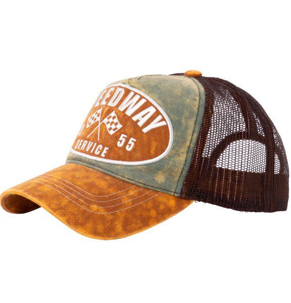 CAP MIT COOLER VINTAGE-WASCHUNG SPEEDWAY