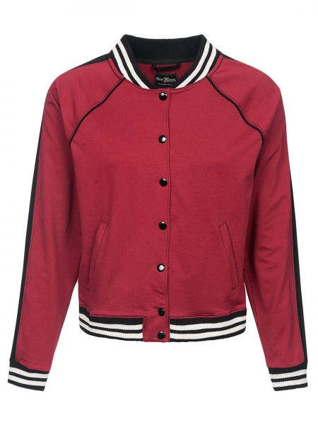 Gamine Sweat Blouson red