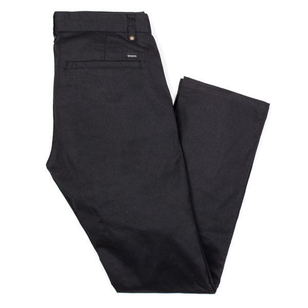 RESERVE CHINO PANT BLACK