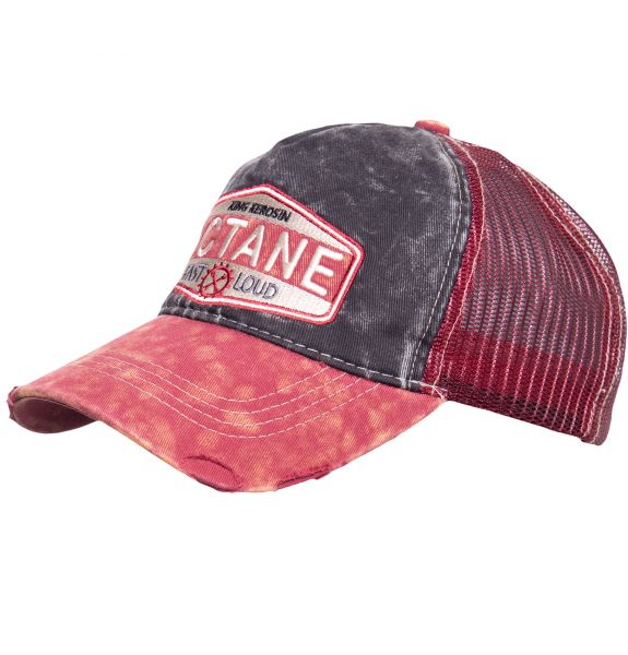 Trucker Cap Octane im Used Look