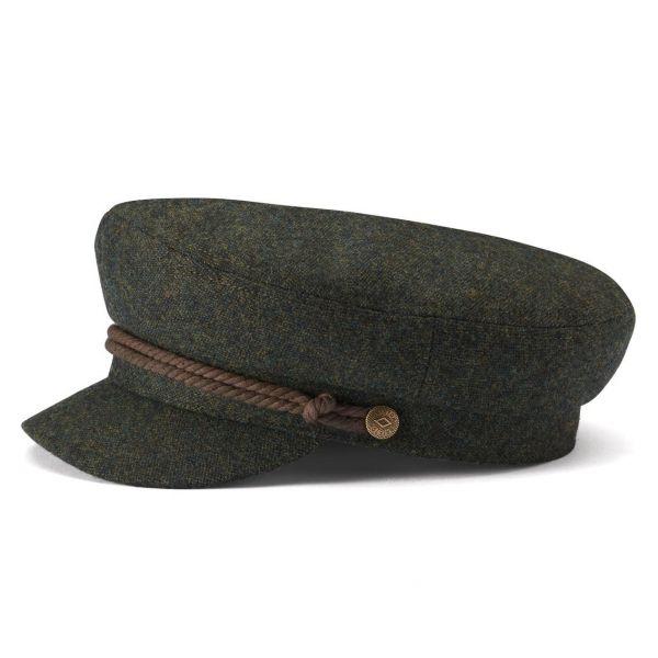 Brixton Fiddler Cap Farbe Moss online kaufen auf motorello.com