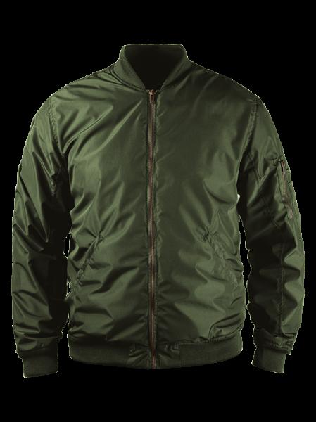 Flight Jacket green