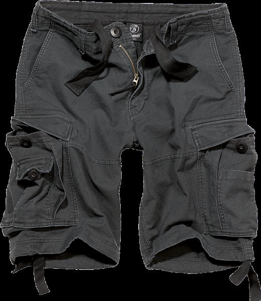 Vintage Classic Shorts schwarz