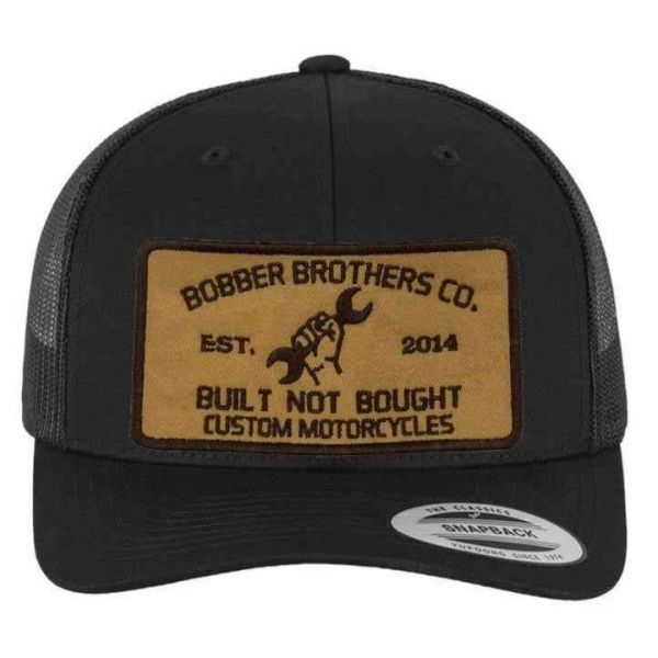 Bobberbrothers Co. Logo Brown Trucker Cap