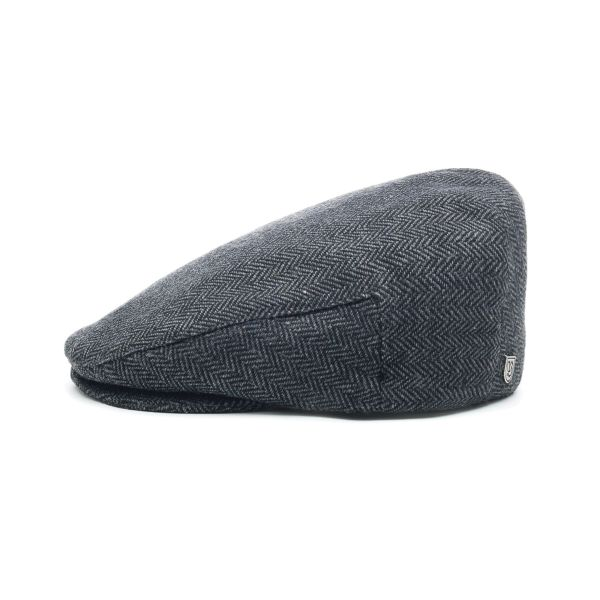 HOOLIGAN SNAP CAP GREY/BLACK