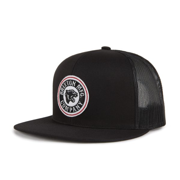 FORTE MP MESH CAP BLACK