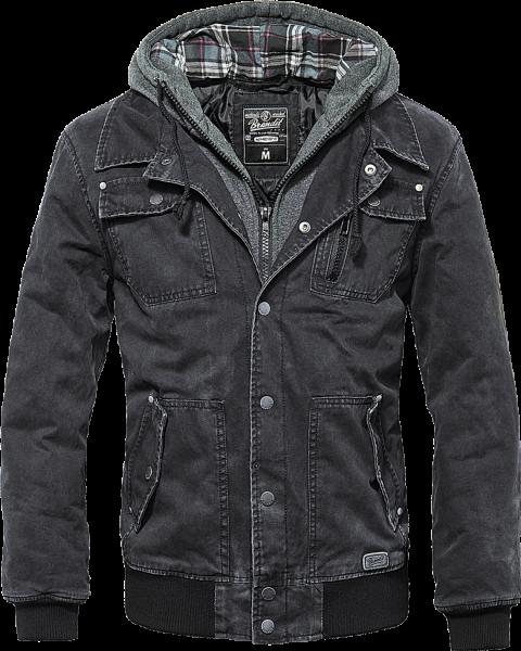 Dayton Jacket schwarz