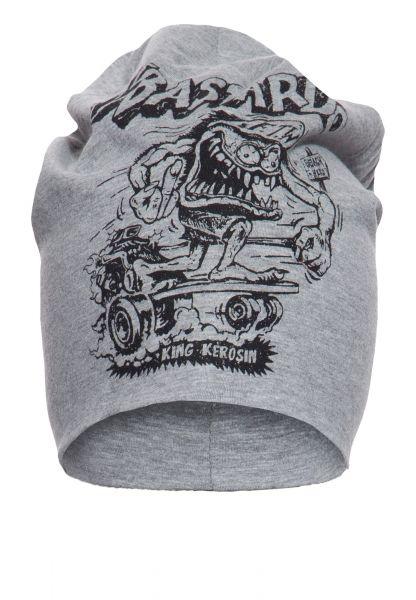 Mütze El Bastardo grau
