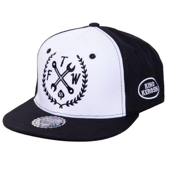 Herren Baseball Cap FTW black