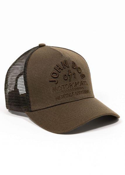 Trucker Cap Heritage Brown One Size