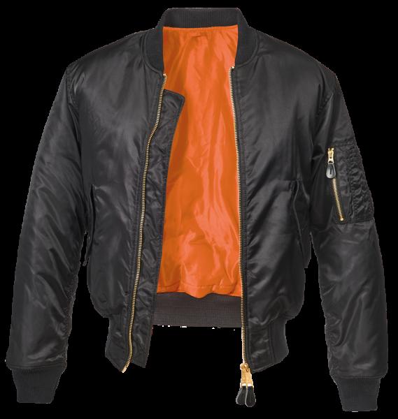 MA-1 Jacket schwarz